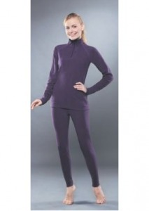 Лосины GUAHOO Fleece Basic 701 P/DVT (10611)