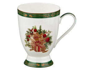 "Кружка ""christmas collection"" 300 мл (кор=36шт.) Lefard (586-295)"