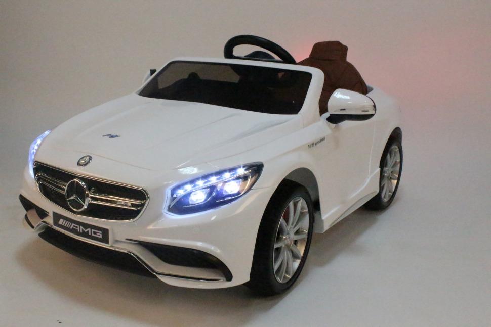 Двухместный детский электромобиль - купить электромашину ...